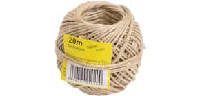 hanffarbig WIHED/Ü 340.012 Polypropylen-Packschnur
