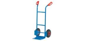 Stahlrohrkarre blau FETRA B1125L Produktbild