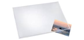 Schreibunterlage 70x50cm klar LÄUFER 43700 Durella transpar. Produktbild