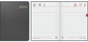 Buchkalender A4 1T 1S RIDO 702750590  Kunstst. Stundeneint. Produktbild