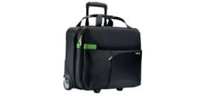 Trolley Handgepäck Complete schwarz LEITZ 6059-00-95 SmartTraveller Produktbild