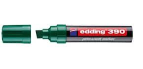 Permanentmarker 390 4-12mm grün EDDING 390-004 Keilspitze nachfüllbar Produktbild
