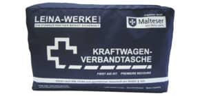 Verbandtasche KFZ schwarz LEINA-WERKE 11002 Produktbild