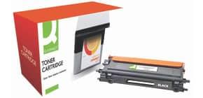 Lasertoner schwarz Q-CONNECT KF16471 TN130BK Produktbild