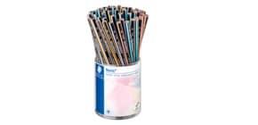 Bleistift Noris Pastell sortiert STAEDTLER 118 KP72PA i.Köcher Produktbild