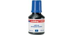 Nachfülltusche 30ml blau EDDING T25-003 Produktbild