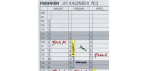 Datumsstreifen FRANKEN DS703A selbstklebend Produktbild