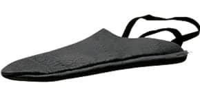 Fingerling Leder Gr.5 schwarz YPSIMED 152472 REF50115 Produktbild