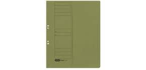Ösenhefter A4 250g grün ELBA 100560003 Produktbild