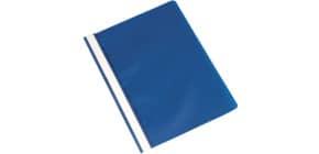 Schnellhefter A4 PPL blau Q-CONNECT KF01651 Produktbild