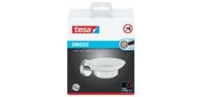 Ablagekorb Seife Metall chrom/Glas sat. TESA 40324-00000-00 Smooz Produktbild