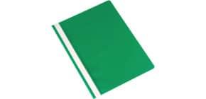 Schnellhefter A4 PPL grün Q-CONNECT KF01654 Produktbild