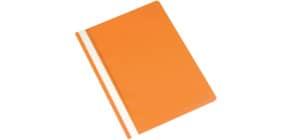 Schnellhefter A4 PPL orange Q-CONNECT KF01662 Produktbild