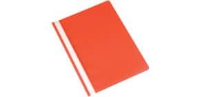 Schnellhefter A4 PPL rot Q-CONNECT KF01652 Produktbild
