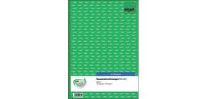 Kassenabrechnung A4 SIGEL KG425 2x50BL Produktbild