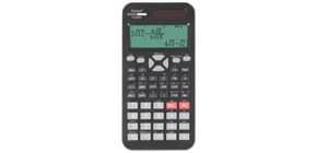 Taschenrechner wissensch. schwarz REBELL RE-SC2060SBX Solar/Batterie Produktbild