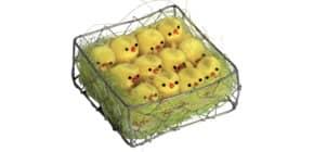 Chenille-Küken (12 Stück) Produktbild