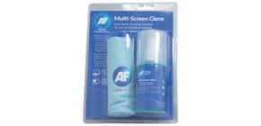 Reinigungsspray 200ml blau AF MCA_200LMF inkl. Tuch Produktbild