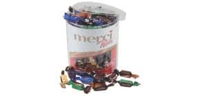 Schokolade Merci Petits 4350370 1kg 160ST Produktbild