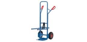 Stahlrohrkarre für Stühle blau FETRA B1335L Produktbild