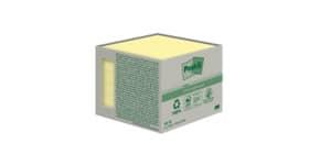 Haftnotizblock 76x76mm gelb POST-IT 6541B UWF 100Bl 6St Produktbild