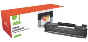 Lasertoner schwarz Q-CONNECT KF14939 CE285A Produktbild