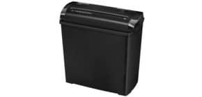 Aktenvernichter P25S schwarz FELLOWES FW4701001 7mm Produktbild