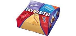Schokolade Zarte Momente Favourites 159g MILKA 3335023 Produktbild