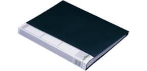 Sichtbuch A4 schwarz DURABLE 2424 01 40 Hüllen Produktbild