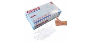 Handschuhe Vinyl XL 100ST weiß ECO-PLUS 5 24 63 04 Produktbild
