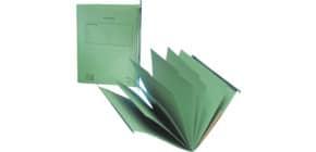 Hängemappe Vetro Kreditakt grün BENE 115490 Karton Produktbild