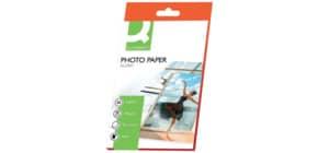 Inkjet Fotopapier 10x15 25BL Q-CONNECT KF01905 180g Produktbild