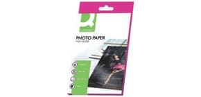 Inkjet Fotopapier 10x15 25BL Q-CONNECT KF01906 260g Produktbild
