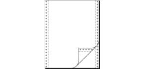 Endlospapier 1000Garn. blanco Produktbild