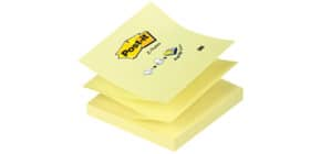 Haftnotizblock Z Notes R330 POST IT R330 76x76mm gelb Produktbild