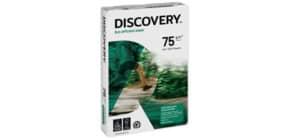 Kopierpapier A4 75g 500BL 2f-gel weiß DISCOVERY 834279A75S Produktbild