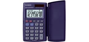Taschenrechner LCD 8stellig Euro CASIO HS8VER 63x104x10mm BxHxT Produktbild