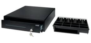 Kassenlade  schwarz SAFESCAN 132-0425 SD4141 Produktbild