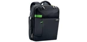 """Notebookrucksack Complete 15.6"""" schwarz LEITZ 6017-00-95 SmartTraveller Produktbild"""
