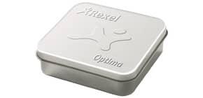 Heftklammer 12/9 2500ST verzinkt REXEL 2102497 Optima HD70 Produktbild