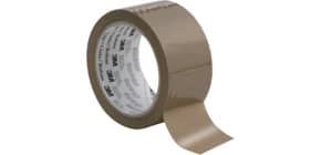 Verpackungsband PPL laut braun TARTAN 369-50B 50mm x66m Produktbild
