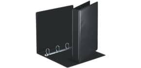 Ringbuch  A4 4R 30 mm schwarz Produktbild