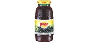 Fruchtsaft sw. Johannisbeere PAGO 323212 0,2literEW Produktbild