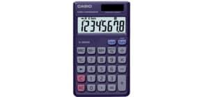 Rechner LCD 8-stellig SL300VER CASIO SL300ER Euroumrechnung Produktbild