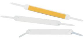 Heftstreifen PP A5 selbstkelbend weiß 331100 Produktbild