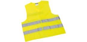 Pannen-Warnweste gelb LEINA-WERKE 13101 Produktbild