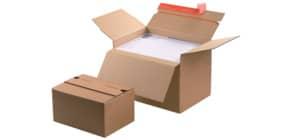 Versandkarton 23x17x13cm braun COLOMPAC 30000307 CP141.101 Produktbild