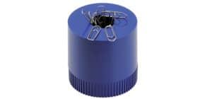 Büroklammernspender Clip-Boy gefüllt ARLAC 2000 211 24 royalblau Produktbild