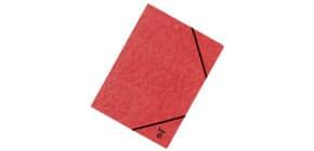 Dreiflügelmappe A4 Vario rot Produktbild