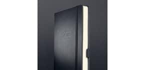 Buchkalender 2020 A5 schwarz SIGEL C2012 CONCEPTUM Produktbild